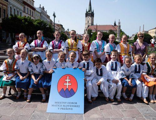 V Prešove sa opäť tancovalo i spievalo