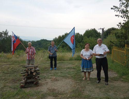 Vatra zvrchovanosti 2019 v Košiciach