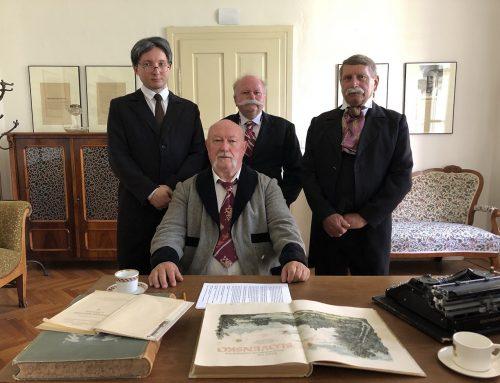 Vzniká historický dokument o oživotvorení Matice slovenskej pri príležitosti storočnice obnovenia jej činnosti