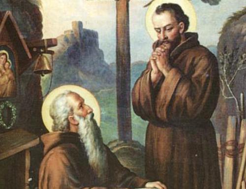 Svätý Svorad a Benedikt