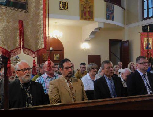 Slávnosti sv. Gorazda vBratislave aKútoch