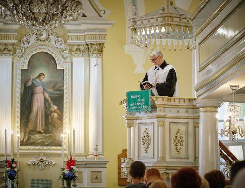 Tri kresťanské bohoslužby v Martine pripomenuli veriacim storočnicu obnovenia matičnej činnosti