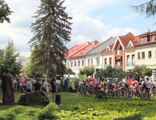 """XVIII. ročník cykloturistického maratónu """"Po stopách Martina Rázusa"""" – sobota 3. augusta 2019"""