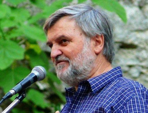Zomrel spisovateľ, novinár, kritik umenia a matičiar Viliam Jablonický