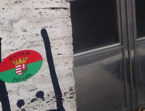 Šovinistické provokácie voči Matici slovenskej pokračujú, nenávistný prejav sa objavil už aj v Bratislave