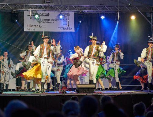 Humenské kolektívy na medzinárodných festivaloch