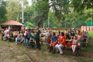 Ivanske babie leto prilákalo celé rodiny