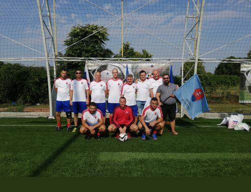Matičný futbalový tím reprezentoval medzi krajanmi v Rumunsku