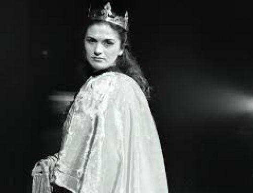 Eva Kristinová … jednoducho kráľovná