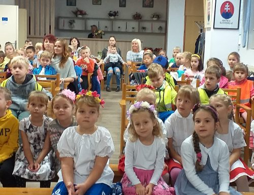 Materské školy mesta Galanty prezentovali slovenskú ľudovú pieseň