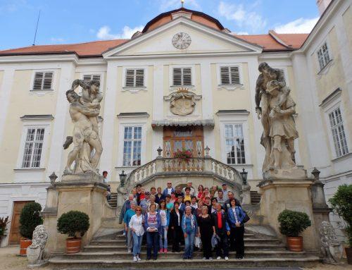 Navštívili klenot európskeho baroka