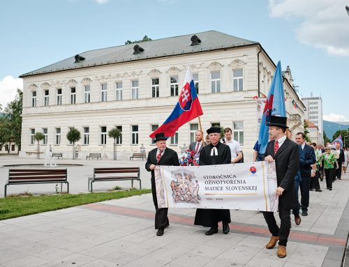 Historicky prvý Miestny odbor Matice slovenskej v Martine oslávi storočnicu