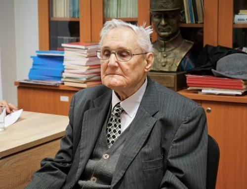Navždy nás opustil výnimočný matičiar a čestný člen MS profesor Richard Marsina