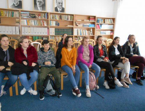 Stretnutie s osobnosťou Jána Hollého v Žiline