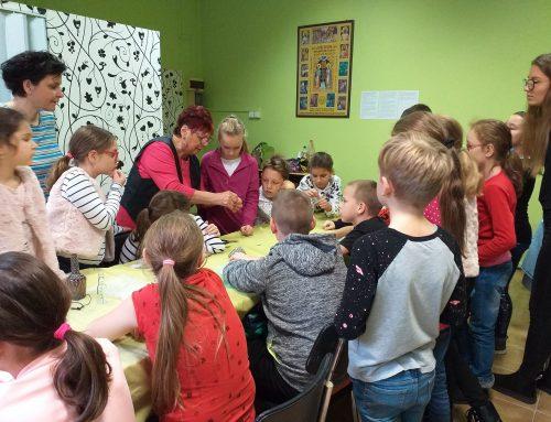 Typicky slovenské umelecké remeslo – drôtikovanie pre žiakov ZŠ