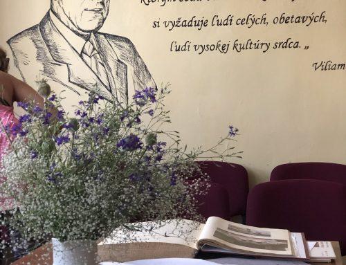 Krásne životné jubileum – 90 rokov dlhoročnej matičiarky Anny Šamudovskej