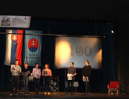 Oslavy 100. výročia vzniku Miestneho odboru MS v Brezne