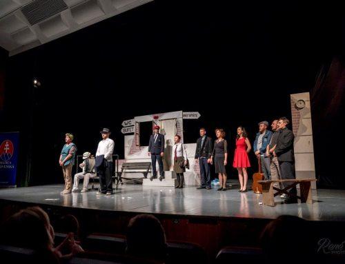Ocenení divadelníci zo Srbska opäť potešili slovenských divákov