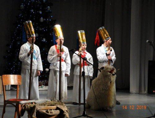 Tradičný XXII. ročník Slovenského Betlehemu v Užhorode
