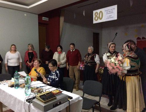 Hrdí na jubilujúcu obec i 80. výročie vzniku MO MS v Ličartovciach