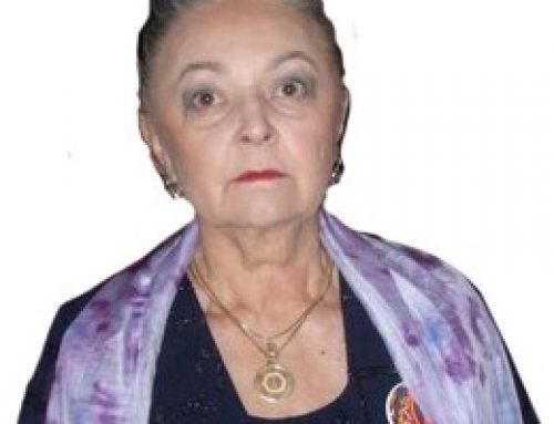Očarená ornamentom – jubilujúca košická matičiarka Gabriela Čiasnohová
