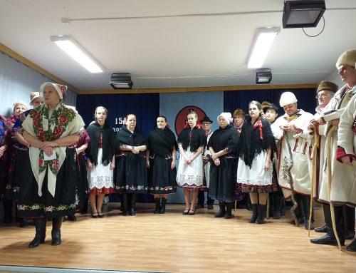 Matičiari z Galanty a okolia si pripomenuli 27. výročie vzniku SR Novoročným koncertom