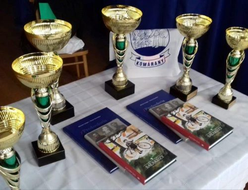 Stolnotenisový turnaj v Komáranoch