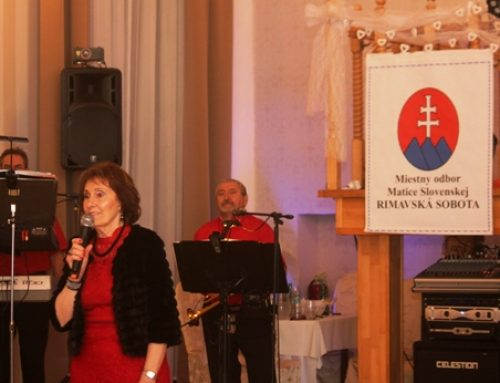 Matičiari otvorili plesovú sezónu v Rimavskej Sobote