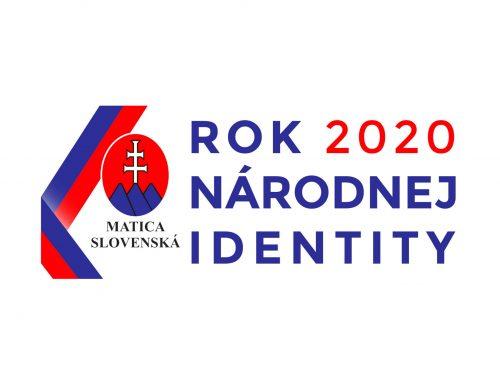 Matica slovenská v Roku národnej identity 2020 intenzívne podporí slovenskú identitu a štátnosť