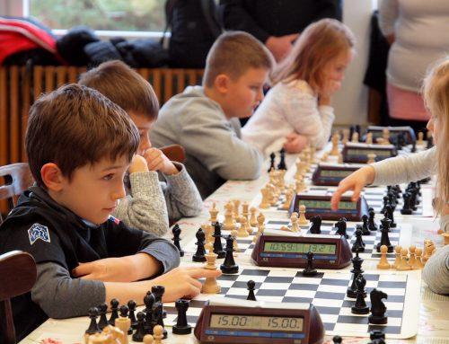 Novoročný šachový turnaj v Banskej Bystrici