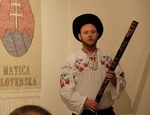 Oslava 100. výročia založenia Miestneho odboru Matice slovenskej v Dolnom Kubíne