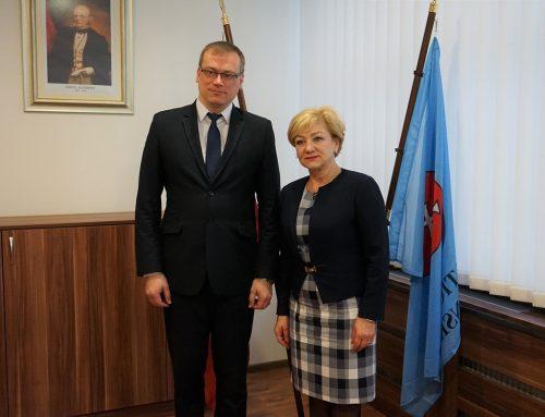 Ministerka kultúry Ľubica Laššáková navštívila sídlo Matice slovenskej v Bratislave