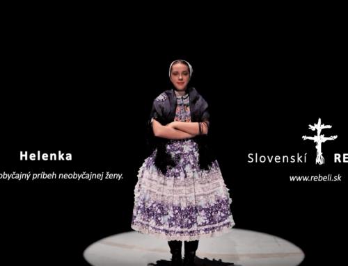 VIDEO: Folklórny muzikál Helenka z obdobia druhej svetovej vojny je online