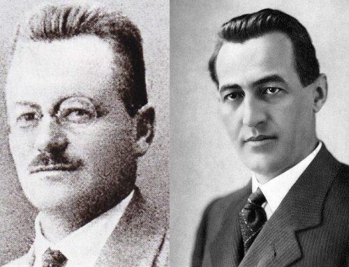 Juraj Janoška a Anton Prídavok v SNP