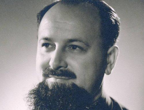 Gréckokatolícky kňaz Michal Lacko