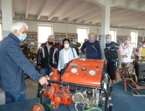 Hasičské múzeum navštívili aj matičiari