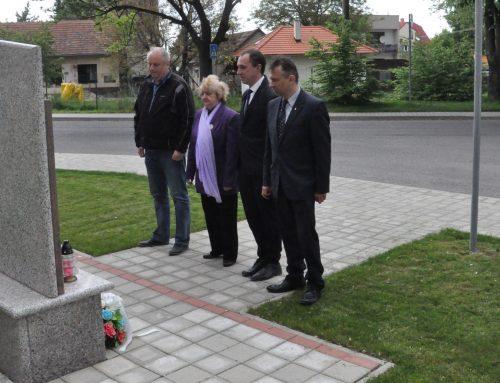 Uctili si hrdinov Slovenského národného povstania