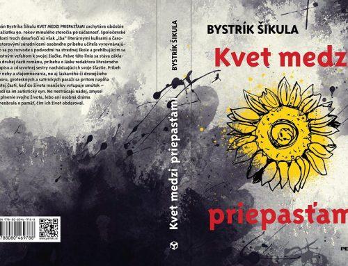Rádio Devín: Čítanie románu šéfredaktora Slovenských pohľadov Bystríka Šikulu Kvet medzi priepasťami