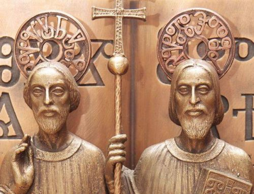 Spomienka na sv. Cyrila a Metoda