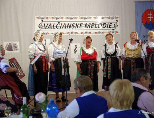 Valčianske melódie – už 9. ročník