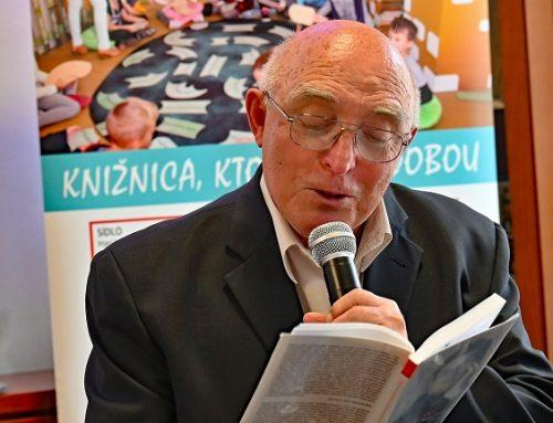 """Prezentácia knihy Rudolfa Dobiáša """"Ako sa spieva v klietke"""""""