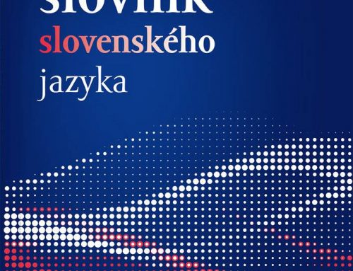 Matica slovenská vydala aktualizovaný Krátky slovník slovenského jazyka
