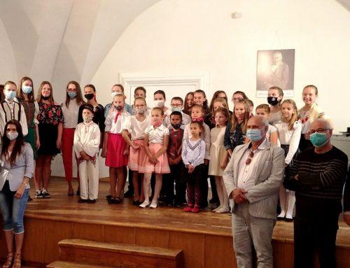 Regionálna súťaž detských ľudových spevákov 2020
