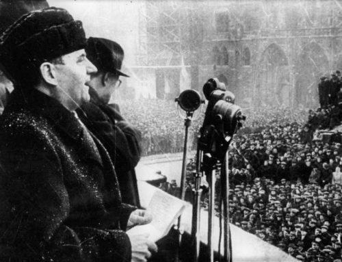 Februárový prevrat 1948