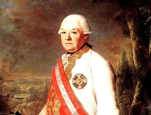 Slovenský maršal Andrej Hadik