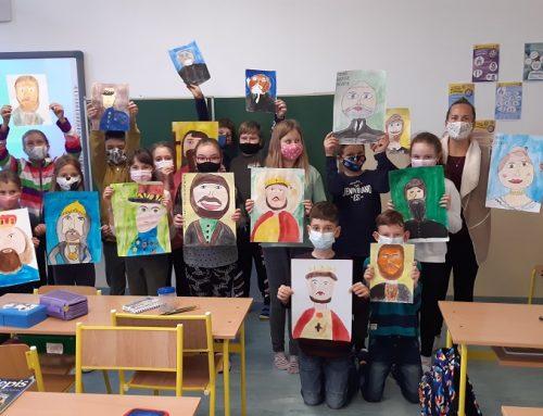 Celoslovenský projekt Najzaujímavejšie podujatie školskej knižnice opäť na Základnej škole v Sľažanoch