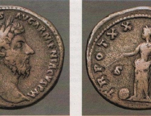 Nálezy rímskych mincí v Trenčíne a okolí