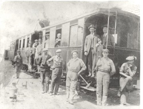 Ivan Viest a rozvoj železníc na Slovensku