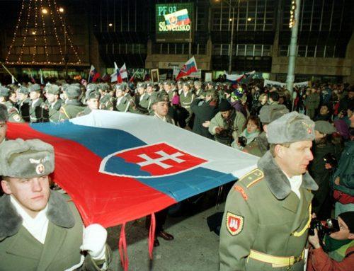 Historický míľnik Slovenska