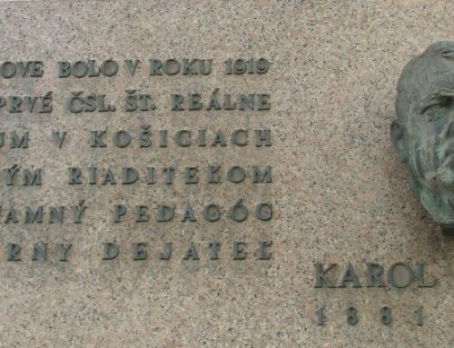 Pred 140 rokmi sa v Tajove narodil významný košický matičiar